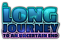 Logo for A Long Journey to An Uncertain End